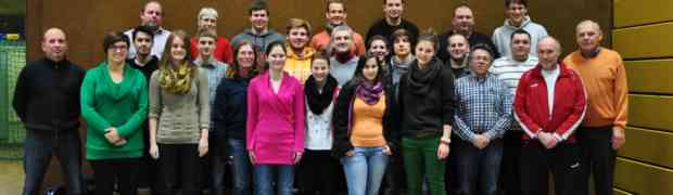 Kampfrichterlehrgang in Frankenthal