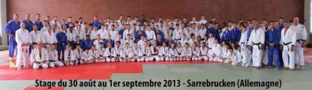 154 Athleten beim 3. Internationalen Herbstlehrgang