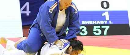 Judo WM 2014
