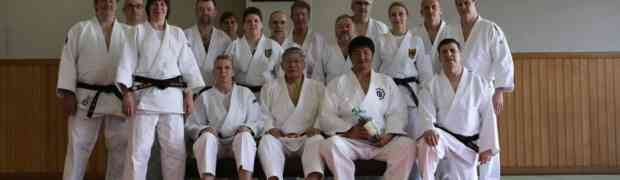 Traditionelles Kata-Seminar in Japan