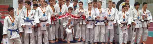 11./12.06.2016 Deutscher Jugendpokal u16: das Jungenteam von Speyer gewinnt