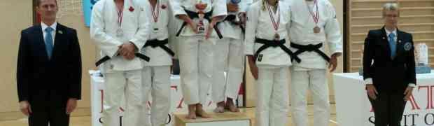 Lehrgang und Judo Kata Turnier