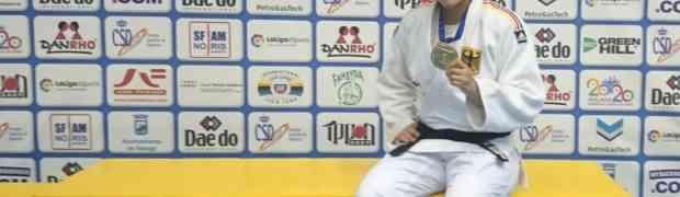 29.11.2016 European Cup in Malaga (Spanien): Barbara Bandel verabschiedet sich mit Gold