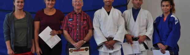 Sommerempfang des Judoverband Pfalz: Rückblick