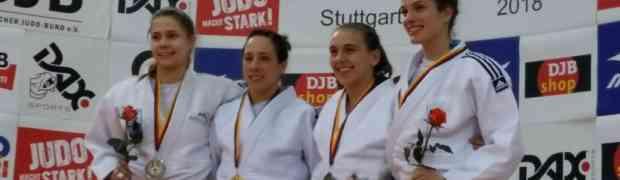 Deutsche Meisterschaft Stuttgart Frauen/ Männer: 2 Medaillen für das Team aus der Pfalz